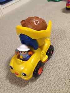 Fisher-Price® Little People® Lil' Mover™ Dump Truck