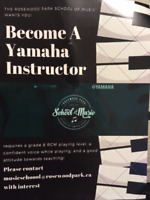 Piano Teachers Wanted