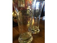 Old Speckled Hen PINT glasses