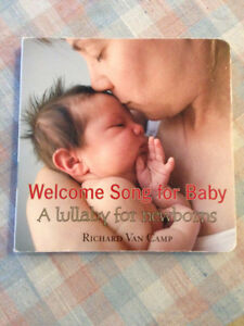 Welcome Song for Baby - a Lullaby for Newborns