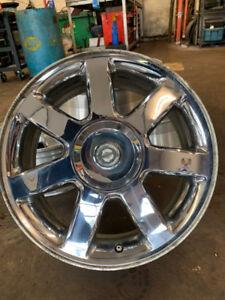 2011 chrysler tire rims