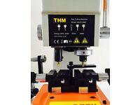 New THM Pro Laser 2 Key Cutting Machine