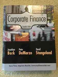 Corporate Finance Canadian Edition