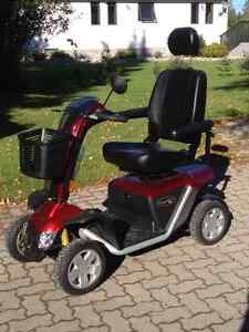 Pride Pursuit XL Mobility Scooter for sale