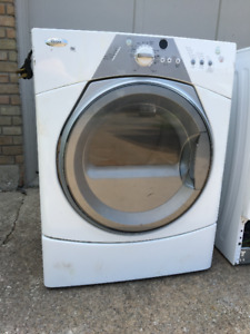 Used Stackable Washer Dryer Buy Or Sell Home Appliances