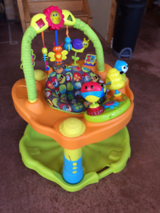 Exersaucer in great condition