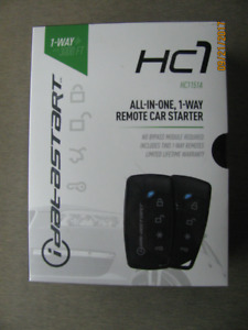 REMOTE STARTERS STARTING AT $390.00 INSTALLED