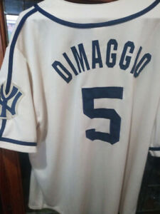 f7893c21c48 New York Yankees Baseball Jersey - Joe DiMaggio