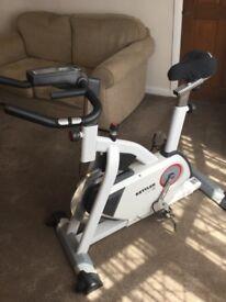 Kettler Giro S spin bike 18kg