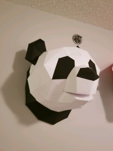 Panda Wall Decoration