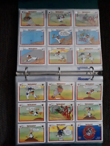 1990 Upper Deck Looney Tunes set