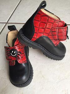 MOSCHINO® Designer Brand Baby Boots