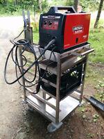 Chariot pour soudeuse / Welding cart