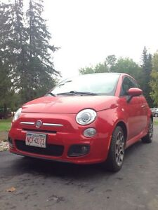 2012 fiat 500 sport great deal, great car