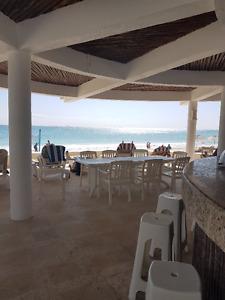 2 br condo in xaman ha. playa del carmen