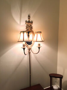 Wall Double Light with mirror 80$ Each BOMBAY collection