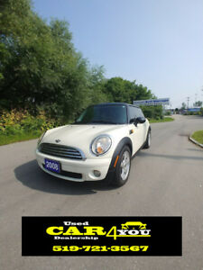 2008 MINI Cooper Coupe - CLEAN - SAFETY - WARRANTY -