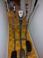 Great E-Strider Body sculpture Elliptical trainer withLED Displa