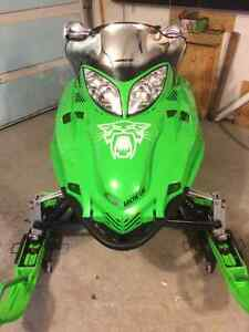 ARCTIC CAT FIRECAT F7