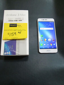 Asus Zenfone 3 Max For Sale At Nearly New Port Hope