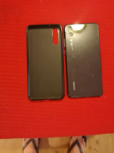 $500 FIRM - HUAWEI P20 BLACK 128GB IN MINT CONDITION