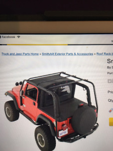 SMITTYBUILT SRC OFF ROAD ROOF WRACK