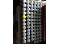 Titliest golf balls