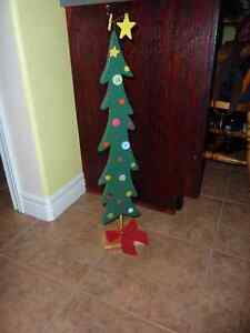 For Sale - Wooden Christmas Tree Decoration