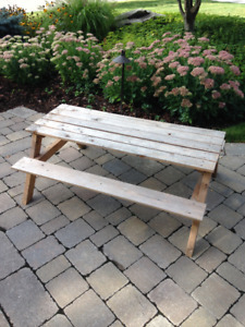Picnic Table Kijiji In St Catharines Buy Sell Save With - Motorized picnic table for sale