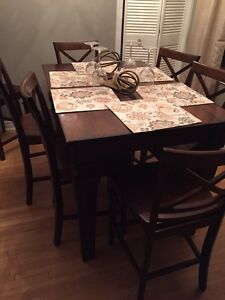 Bar top table  reduced price!!!!