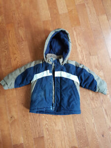 Boys winter jackets and snow pants