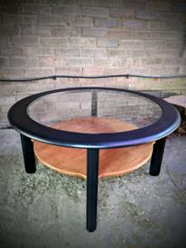 Coffee table- Tan