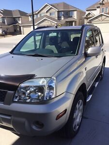 2006 X-Trail Saftetied AWD part or full time