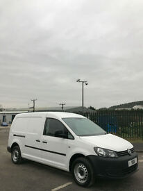 64 2014 Volkswagen Caddy 1.6TDI ( 102PS ) C20 Maxi Van - NO VAT
