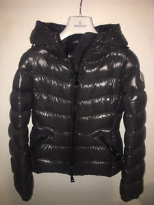 Authentic Moncler ANTHIA Size 00 - Charcoal