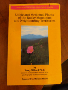 Edible and Medicinal Plants book