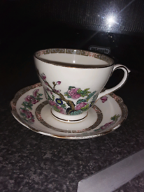 Vintage Duchess china cup and saucer