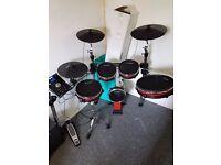 Alesis Crimson Mesh Kit 8 piece Electronic Drum Kit