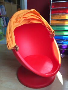 IKEA KIDS LOMSK EGG CHAIR - Great Condition!