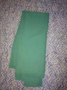 Voile Chic Pine Green Chiffon Scarf