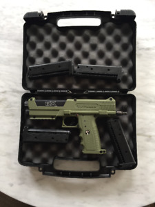 PAINTBALL EQUIPTMENT FOR SALE
