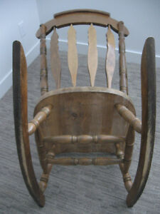 Vintage, wooden rocking chair Prince George British Columbia image 8