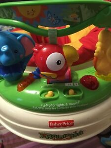 Fisher-price jumperoo London Ontario image 3