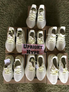 Yeezy 350 Butter *MULTIPLE SIZES*