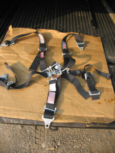 Used Youth G-Force Pro Series 5 Point Racing Harness