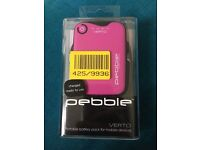 Pebble Verto portable battery pack NEW