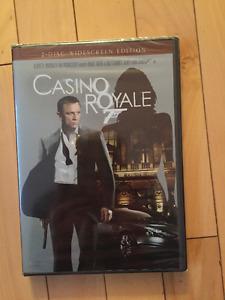 Brand New James Bond 007 Casino Royale (2-Disc Widescreen Edit)