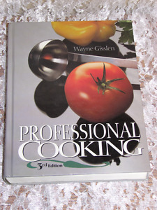 Professional Cooking 3 rd edition