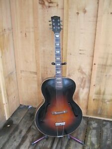 1949 Gibson L-50 acoustic archtop guitar