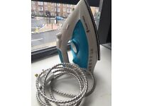 morphy richards steam iron instructions